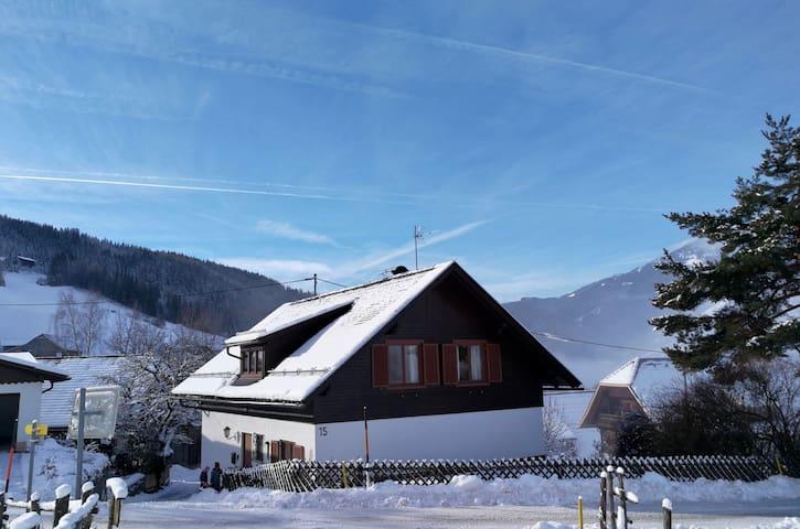 Ferienhaus 'Maxbauer' - Entspannte Alpenzeit