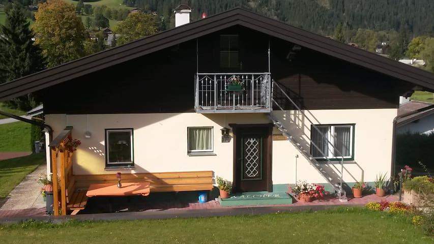 Ferienwohnung Walcher an der Sonnenalm