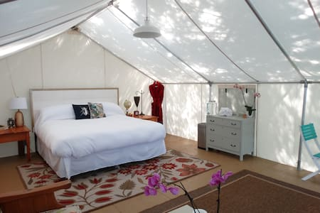 Glamping Tent Suite - Sundridge