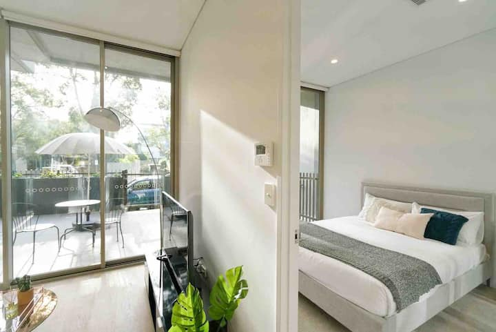 Sydney Apt#3.5km CBD#UNSW#Airport#Free Parking