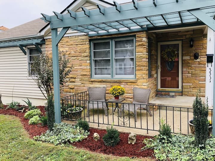 Historic 1936 Bungalow completely renovated