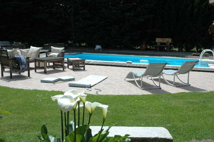 Gîte Aumance, forêt de Tronçais - Braize - Haus