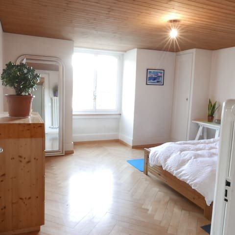 + A Place to Relax + - Bern - Apartemen