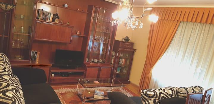 Bonito piso en Ponferrada al lado del Pajariel.