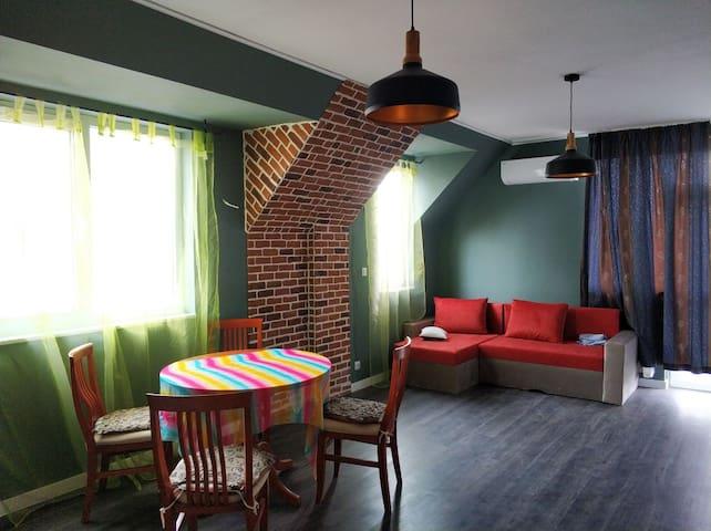Varna peaceful Loft