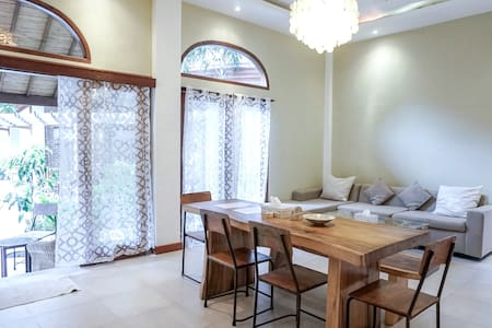 Soraya Yoga 3 Bedroom Villa with Shared Pool