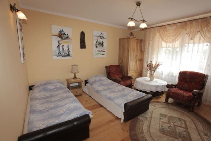 Pokój 2-osobowy z tarasem