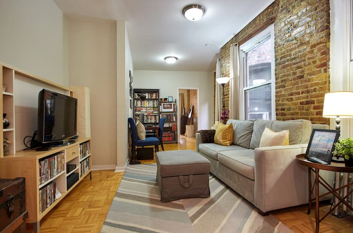 Charming 1 Bedroom in Chelsea! - New York - Appartement
