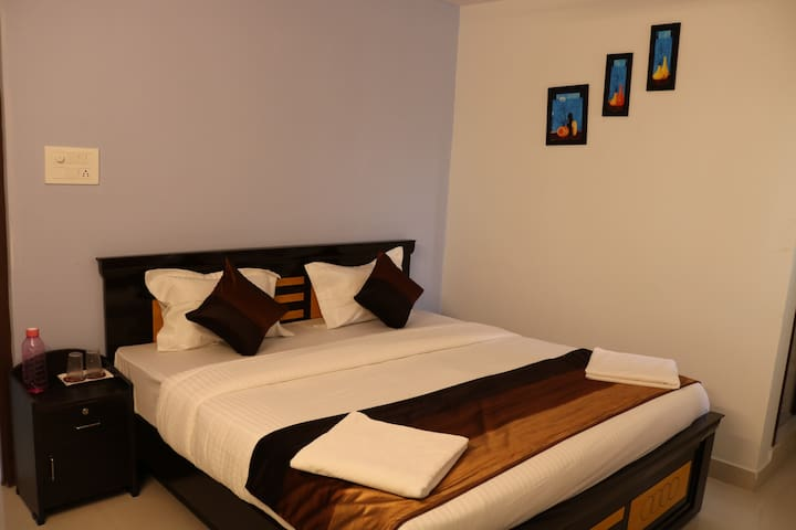 One bhk for your comfortable stay