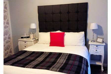 Near Aviemore,  Cosy Double room and breakfast. - Newtonmore