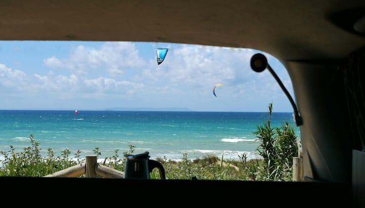 Campervan wynajem CADIZ - SurfCampers