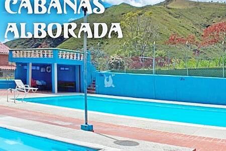 Cabañas Alborada km31 Chachagui