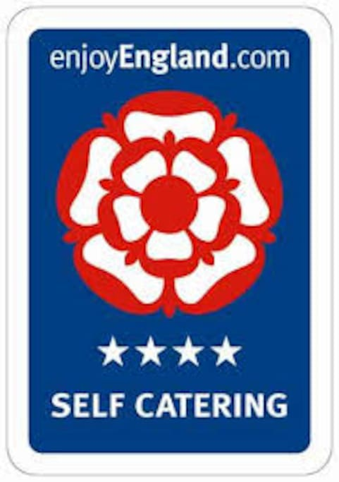 Tourist Board Four Stars awarded.  Quality cottage accommodation.