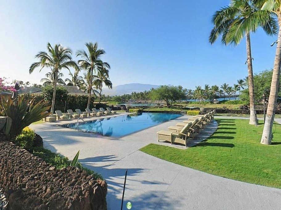 Luxurious Kolea Villa! Clean and refreshing pool!