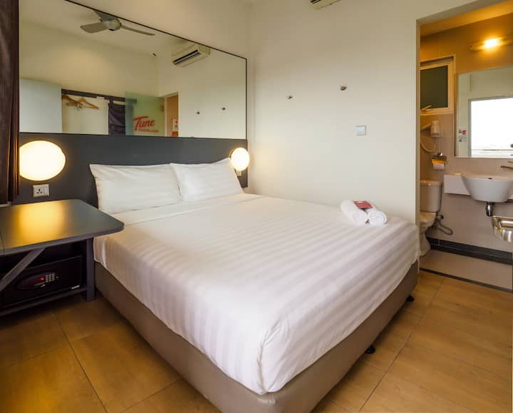 Tune Hotel KLIA - Aeropolis - Double Room