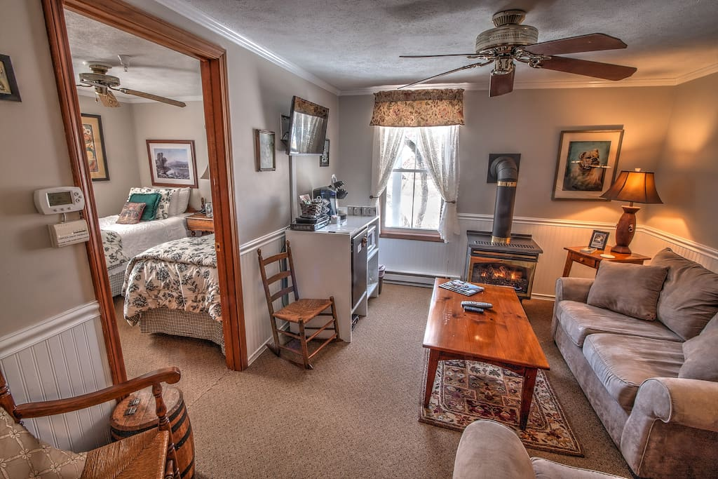 Phineas swann b b jay peak 2br suite chambres d 39 h tes for Glissade interieur jay peak