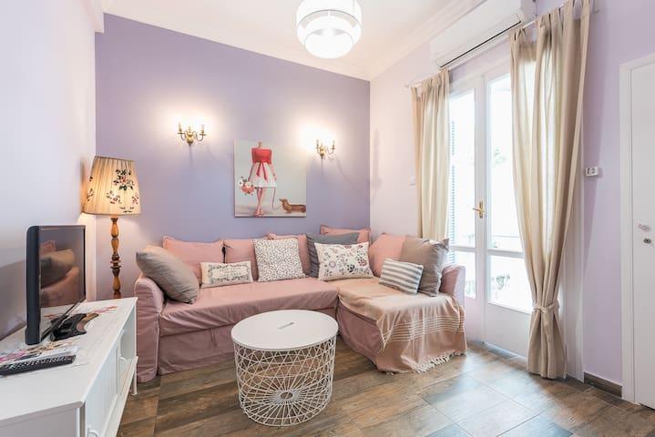 Charming flat next to Acropolis!