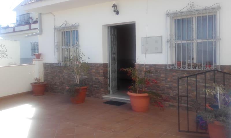 Casa independiente en Álora pueblo - Álora - Hus