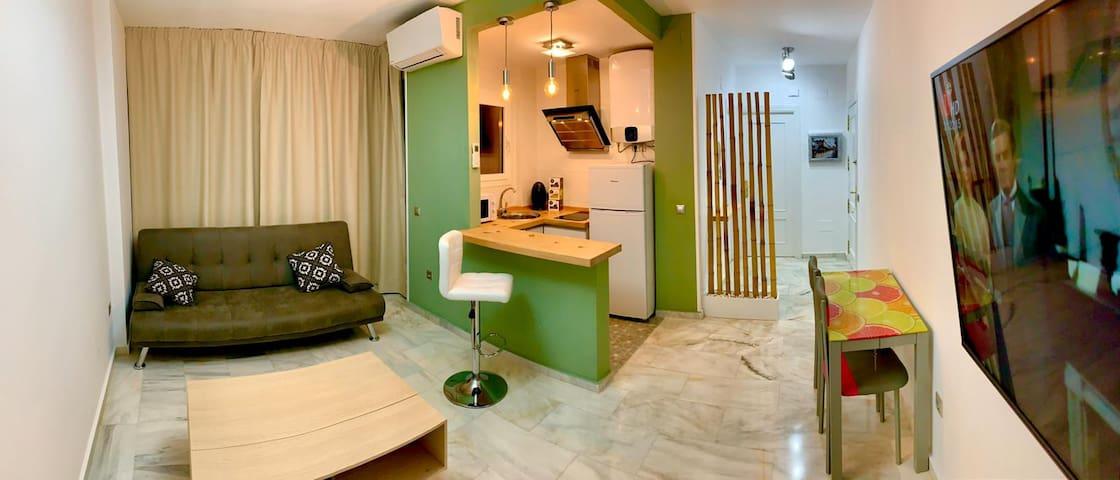 Moderno Apartamento en el Centro de Daimiel