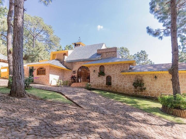 """Casa """"Los Alcatraces"""""""