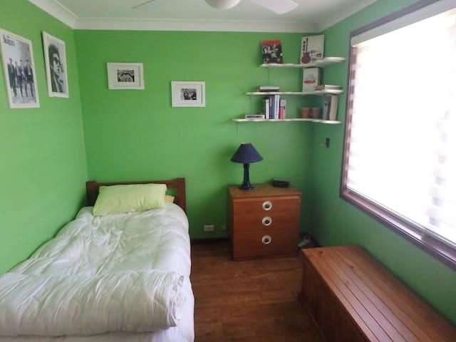 Modern room with Plenty of storage