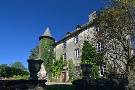 Château de Taussac - Mur-de-Barrez - Castle