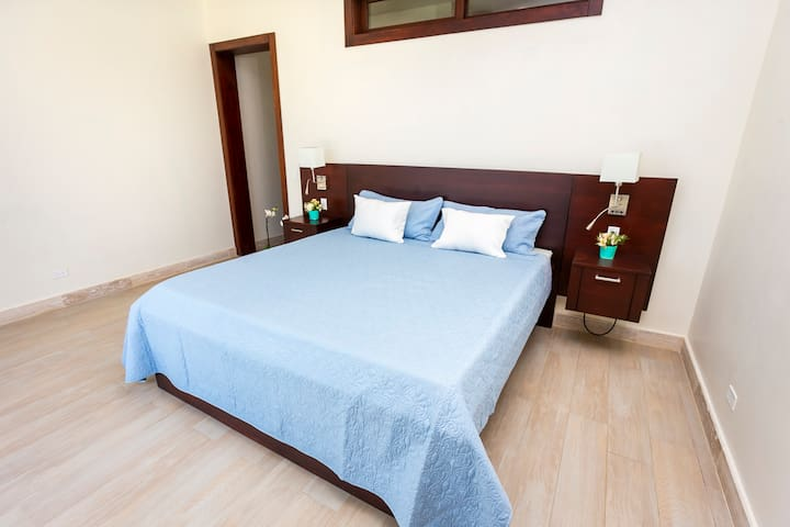 Ballenas Suite, King Size Bed