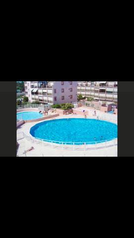 Appartement climatisé PISCINE - Le Grau-du-Roi - Apartamento