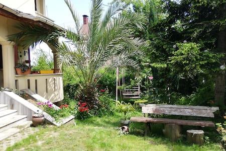 Muhteşem deniz manzaralı,özel plajlı,bahçeli villa