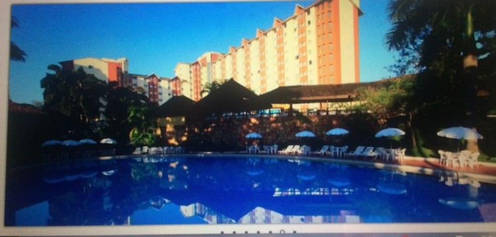 Hot Springs Hotel - Caldas Novas GO - Caldas Novas