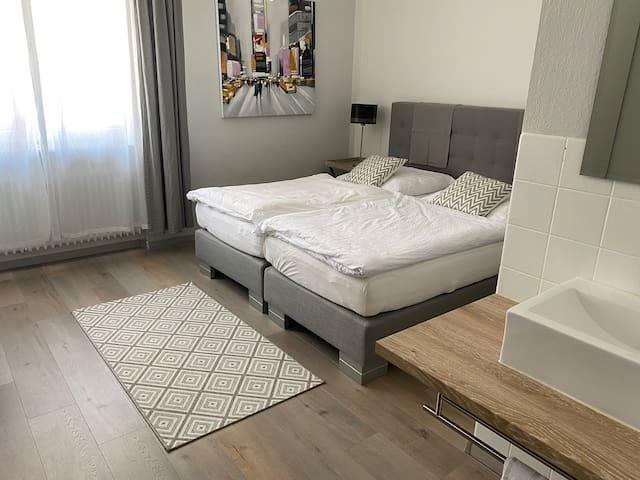 ModernesApartment 1-4 Pers. Frankfurt,Hanau,Rodgau