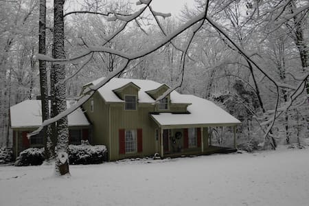 Country house near Floyd Fork Park - Louisville - Dům