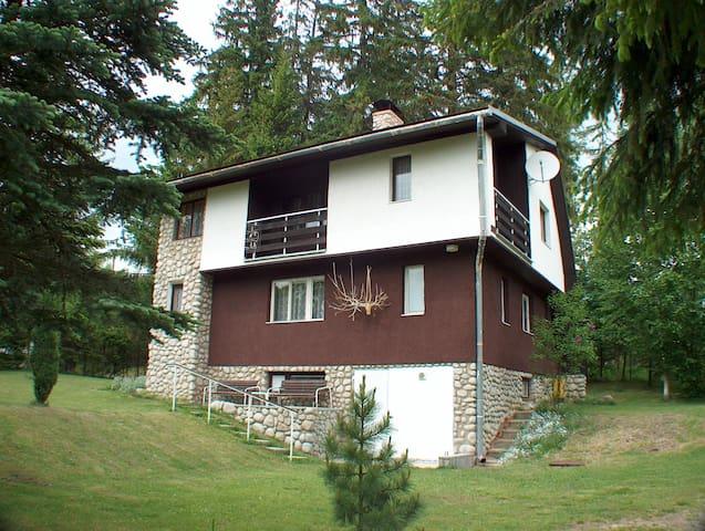 Cottage Juri- High Tatras - Štôla - Almhütte
