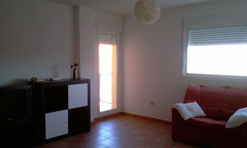 Habitación y baño junto Universidad - Murcia - Daire
