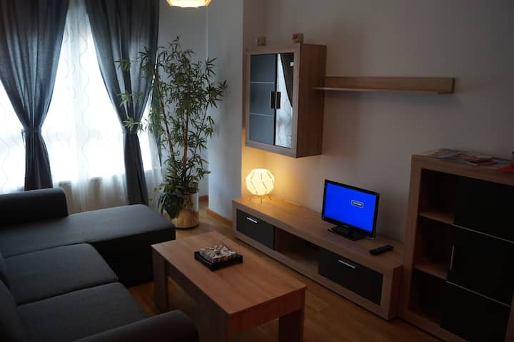 Apartment close to the AVE Station in Toledo
