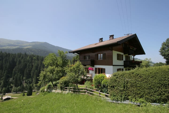 Nice apartement in the midst of the Westendorf mountains.
