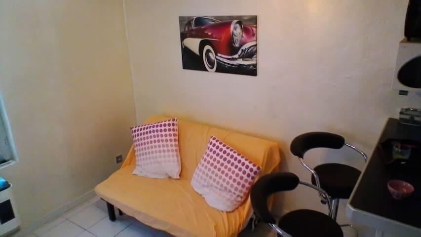 Studio - Aix-en-Provence - Apartment