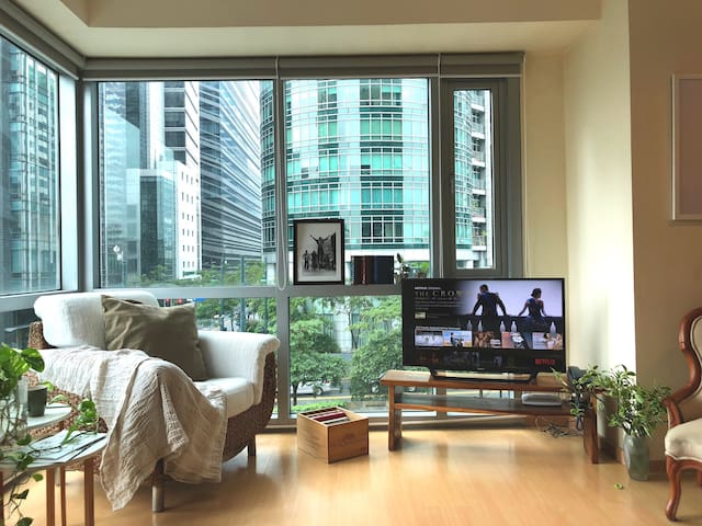 Stylish BGC Home With Amazing City View