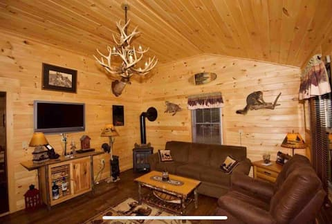 The Bear Paw Bungalow