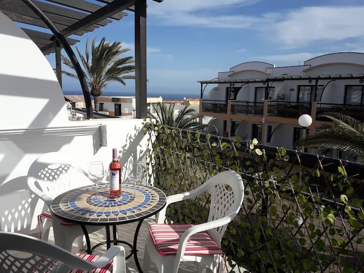 Relax frente al mar ,  Fuerteventura