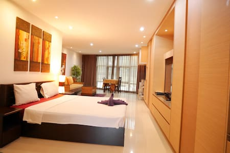Deluxe Studio Apartment ITC - Ko Samui - Apartment
