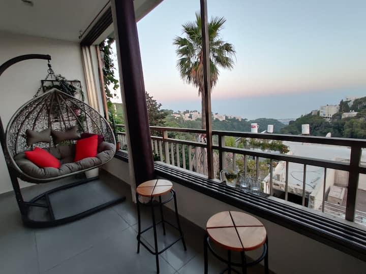 Urbanica Carmel, family apartment
