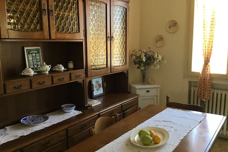 Vintage Apartment in the centre of Ostiglia