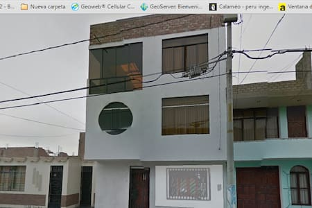 rooms for travelers in Chimbote, PE - Chimbote - Rumah