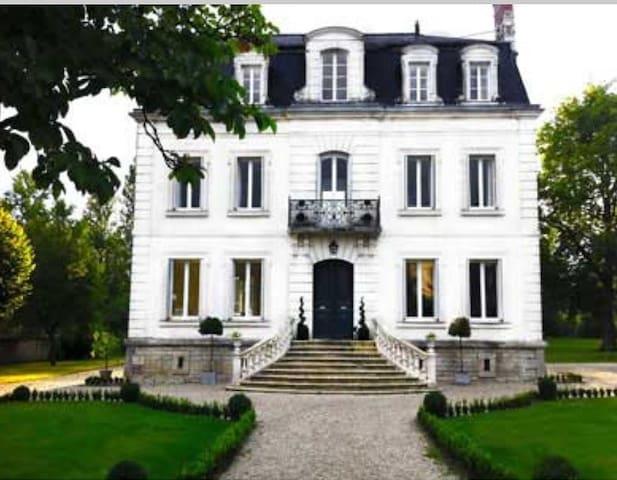 Villa-du-Breuil - Genillé