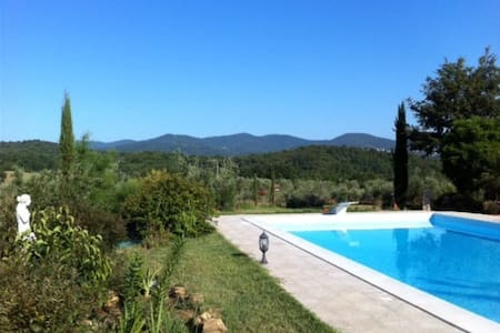 LUXURY TUSCAN VILLA & PRIVATE POOL - Villa