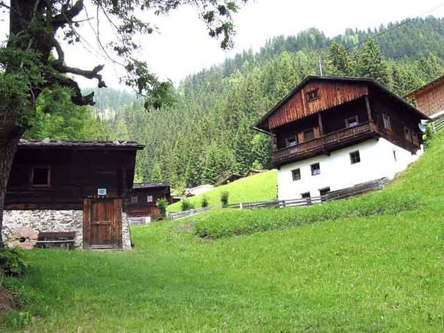 Ferienhaus an den Wassermühlen - Maria Luggau - Casa