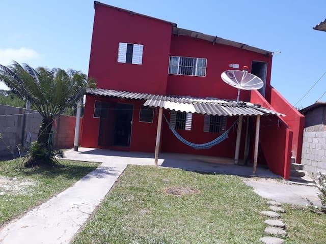 Casa Ilha Comprida/SP, 1.7 km da praia.