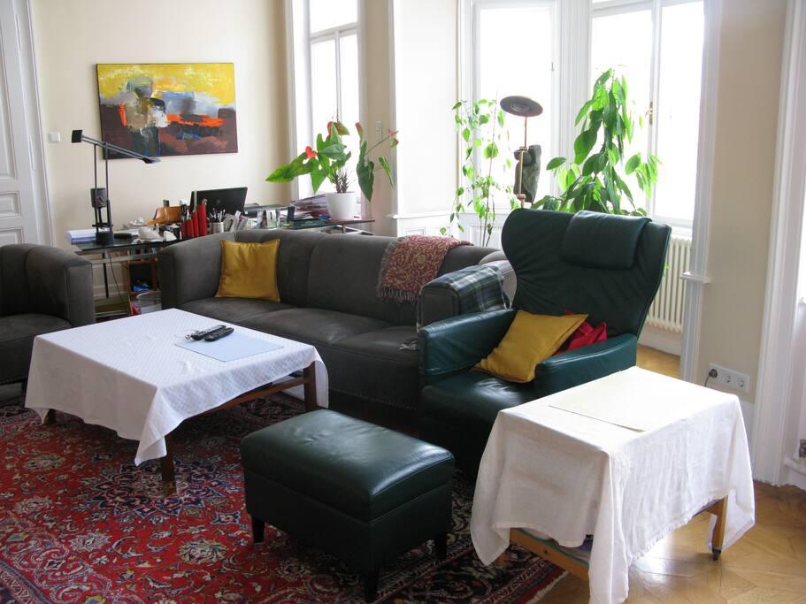 Living Room 50 sq