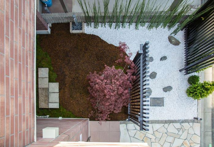 凛-RIN- Private residence at Kyoto station.